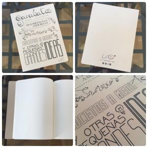 Cuaderno Lil'O Garabatos vistas
